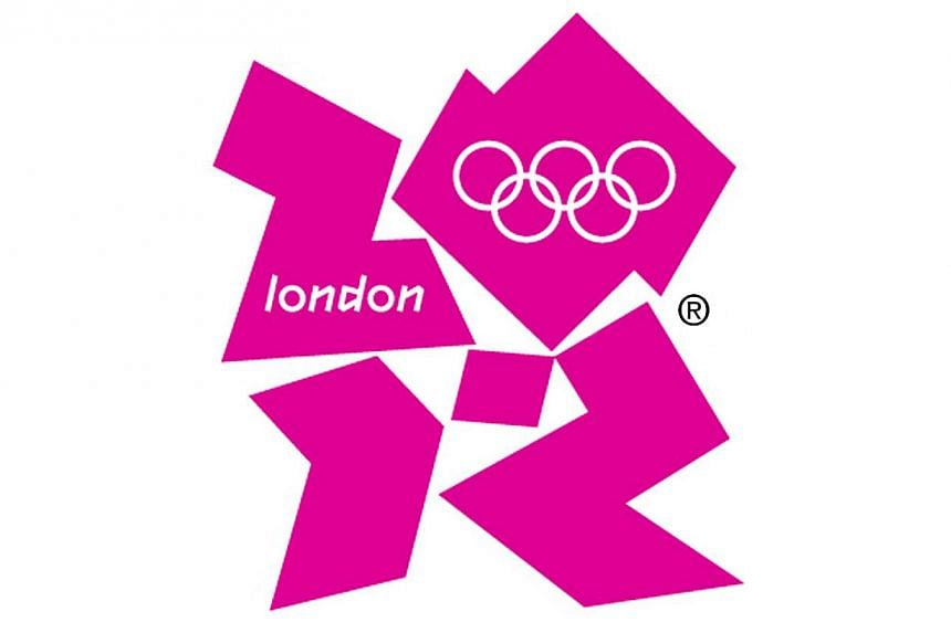 London 2012 Olympics logo was criticised as looking childish, and resembling a swastika. -- FILE PHOTO: LONDON 2012