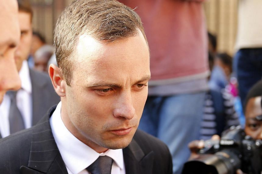 Prosecutor Gerrie Nel's relentless questioning has drawn tears and angry replies from Pistorius (above).-- FILE PHOTO: REUTERS