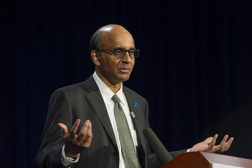 Deputy Prime Minister Tharman Shanmugaratnam, who is also chairman of the IMF's policy steering committee, the International Monetary and Financial Committee, told a press conference in Washington last Saturday that the fund is working on strengtheni