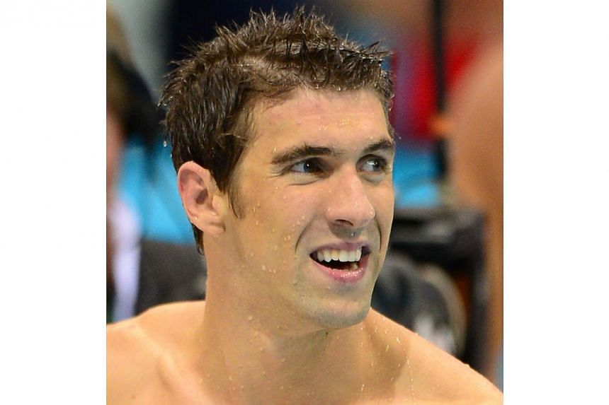 Phelps and fellow Olympic champions and world record holders Ryan Lochte and Katie Ledecky were announced as swimming in the Arizona event from April 24 to April 26. It will be Phelps' first competitive meet since the 2012 London Games. --