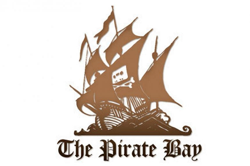 The British High Court has found that the torrent files provided on The Pirate Bay website were posted with the primary intent of facilitating copyright infringement. -- PHOTO: THE PIRATE BAY