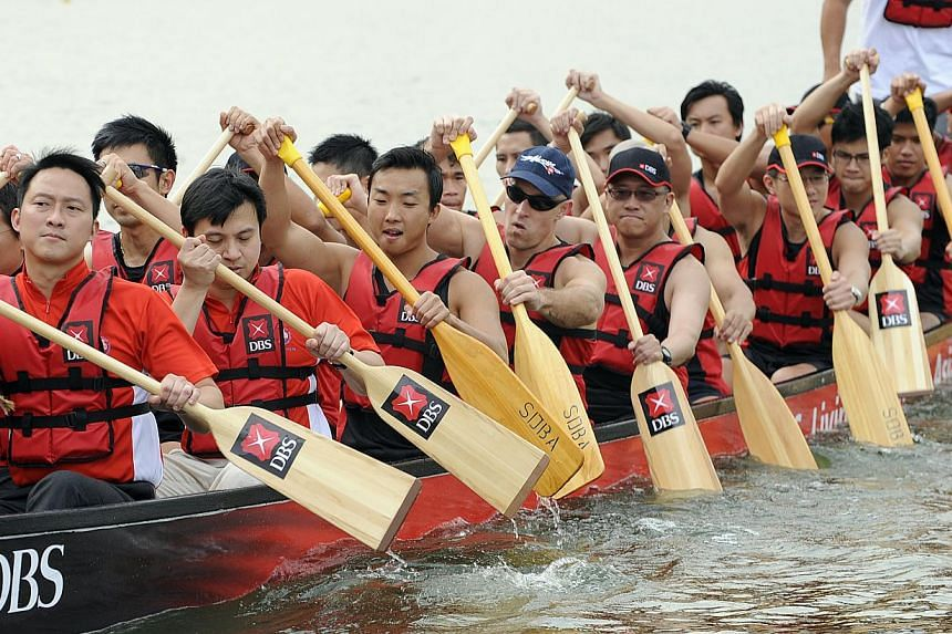 The DBS Marina Regatta is returning for the third time at the Marina Bay on May 17 and 18, with close to 2,000 taking part this year. The event is widely-considered the premier dragon boat event in the region, and with a prize purse of $195,000, is t