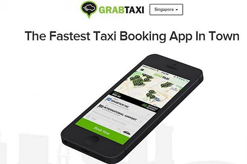 -- PHOTO: SCREEN CAPTURE FROM GRABTAXI WEBSITE