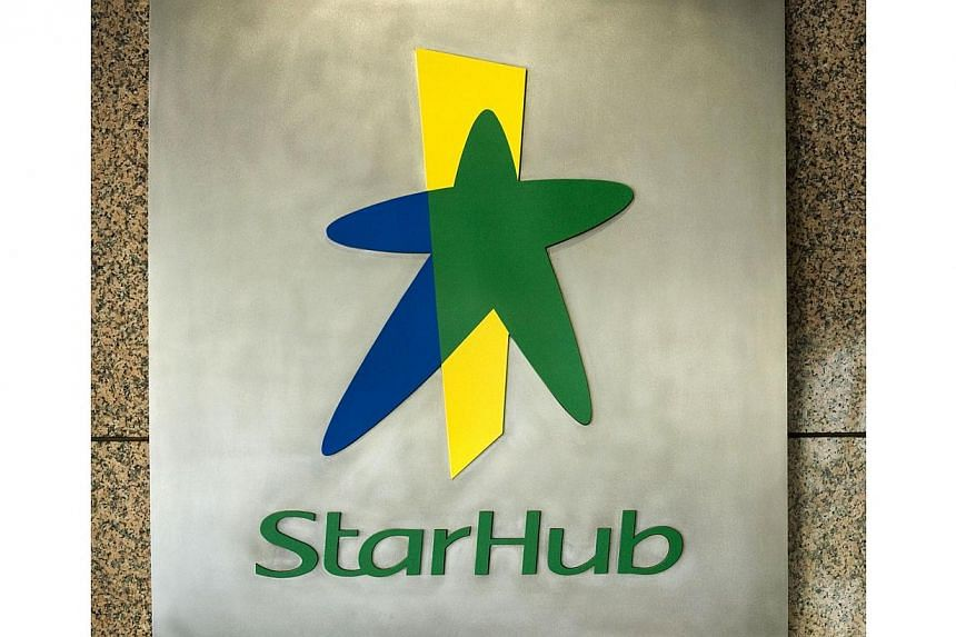 StarHub will be charging customers more for getting on its 4G mobile network from June this year, the first telco to do so in Singapore. -- FILE PHOTO: BLOOMBERG