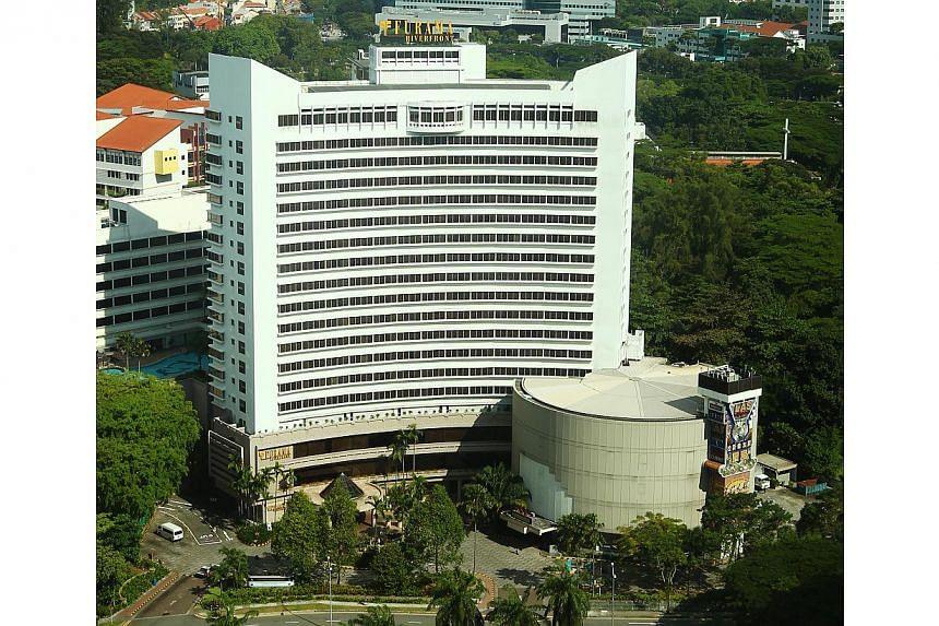 Furama Riverfront Hotel. -- ST FILE PHOTO: TED CHEN