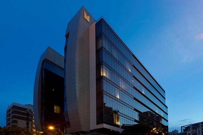 Studio M Hotel Singapore. -- FILE PHOTO: CDLHT