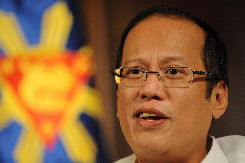Philippine President Benigno Aquino publicly apologised on Wednesday, April 16, 2014, for failures in air conditioning at Manila airport, already named by an online travel guide as the world's worst. -- FILE PHOTO: AFP