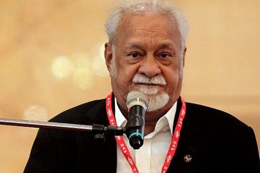 Mr Karpal Singh - lawyer, veteran MP and a staunch member of the opposition. -- FILE PHOTO: THE STAR/ ASIA NEWS NETWORK