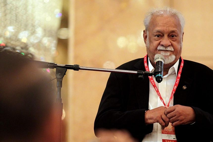 Karpal Singh had insisted on travelling at night by car to Penang so that he could prepare for a court case later in the day, said his son Gobind Singh Deo. -- PHOTO: THE STAR/ASIA NEWS NETWORK