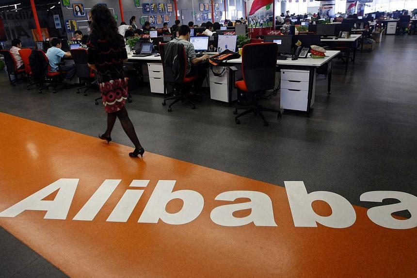 The headquarters of Alibaba on the outskirts of Hangzhou, Zhejiang province. -- FILE PHOTO: REUTERS