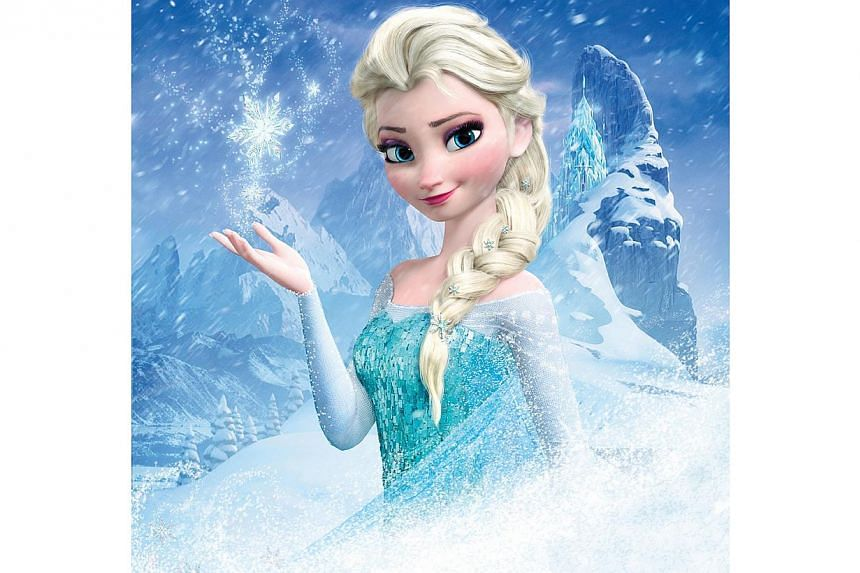 Cinema still: Frozen. -- FILE PHOTO: STARHUB