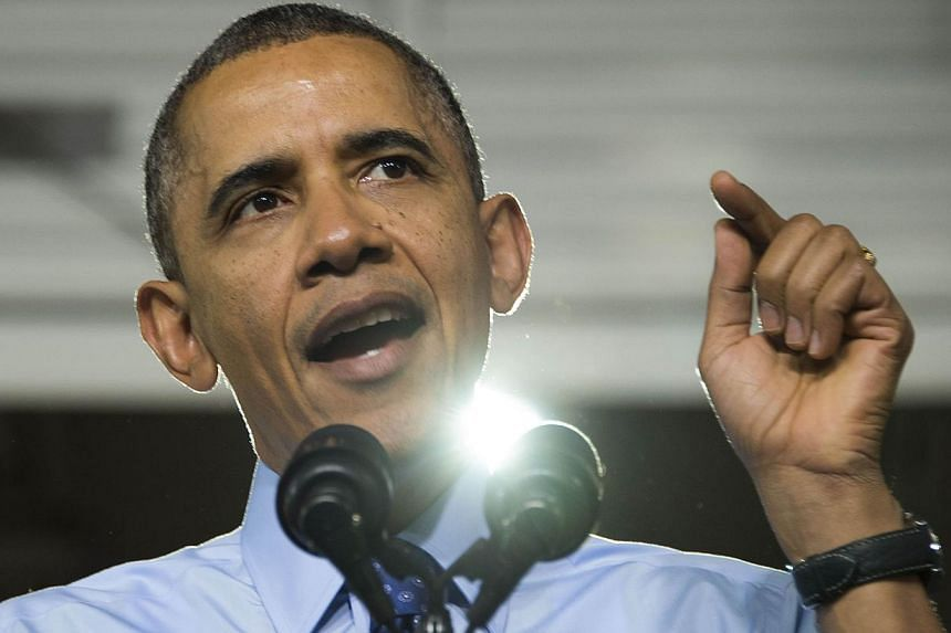 Partisan bickering over immigration reform legislation intensified on Wednesday, April 16, 2014, as US President Barack Obama and House of Representatives Republicans accused each other of standing in the way of progress one year after bipartisan Sen