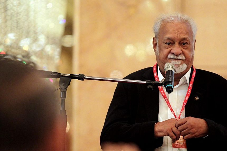 The funeral of Democratic Action Party (DAP) chairman Karpal Singh will be conducted with Penang state honours. -- FILE PHOTO: THE STAR / ASIA NEWS NETWORK