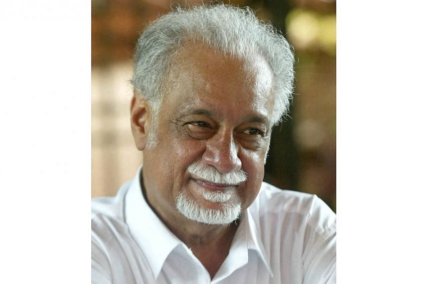 Nicknamed the ''Tiger of Jelutong'' for his fiery speeches, DAP national chairman Karpal Singh is one Malaysia's most prominent opposition leaders. -- FILE PHOTO: THE STAR