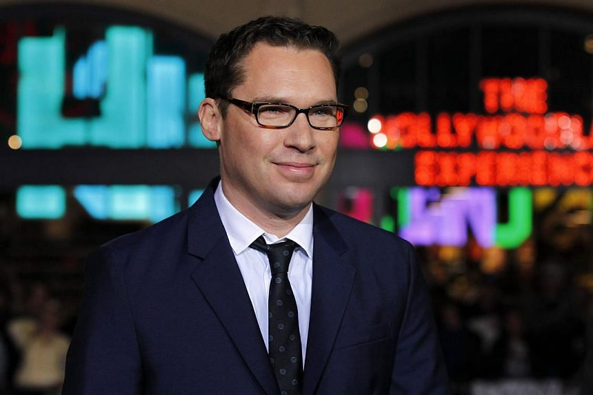 Bryan Singer, director of X-Men and Jack The Giant Slayer poses at a movie premiere Hollywood, California in Feb 26, 2013 file photo. -- PHOTO: REUTERS