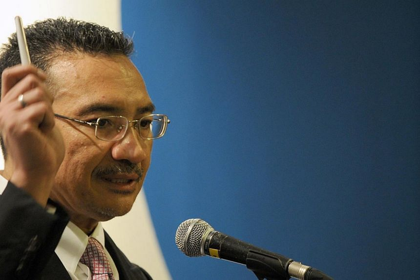 Malaysian authorities are considering the possibility of deploying more underwater assets in the search for the missing Malaysia Airlines flight MH370, said Acting Transport Minister Datuk Seri Hishammuddin Tun Hussein. -- FILE PHOTO: AFP