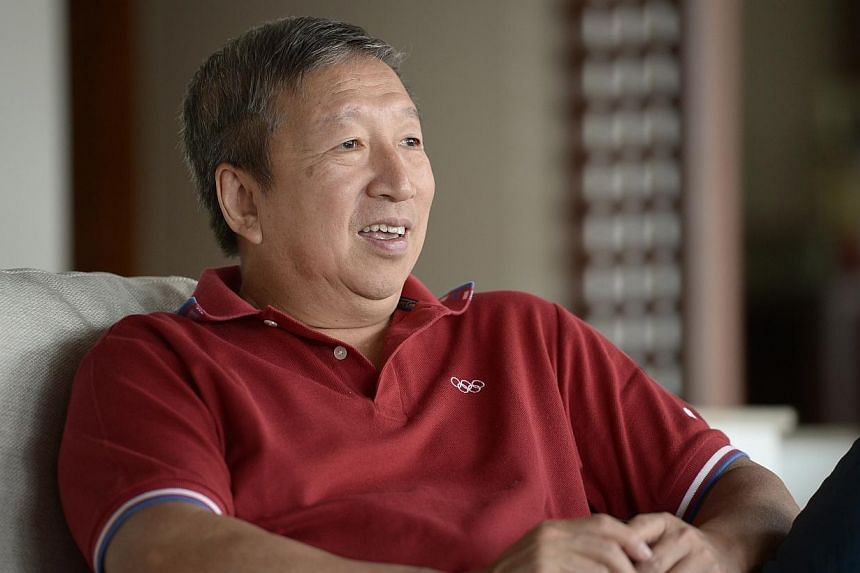 The Olympic Council of Asia must move fast to find a replacement city to host the 2019 Asian Games, International Olympic Committee (IOC) member Ng Ser Miang told Reuters on Friday, April 18, 2014. -- ST FILE PHOTO:MUGILAN RAJASEGERAN