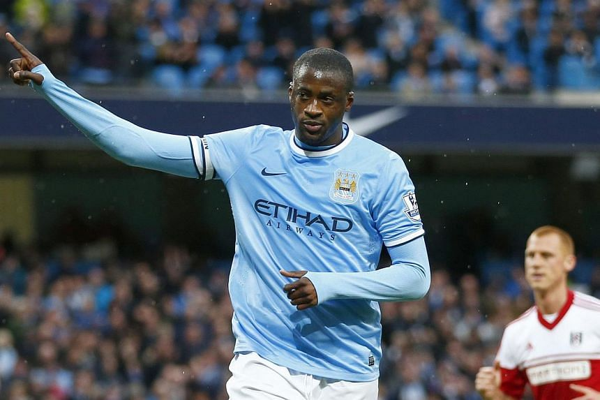 Manchester City midfielder Yaya Toure insists he does not get enough respect from the rest of the football world because he is African. -- FILE PHOTO: REUTERS