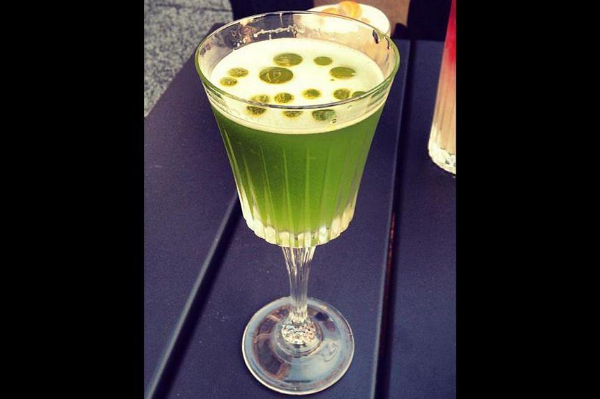 Amsterdamned cocktail. -- PHOTO: MELISSA KOK