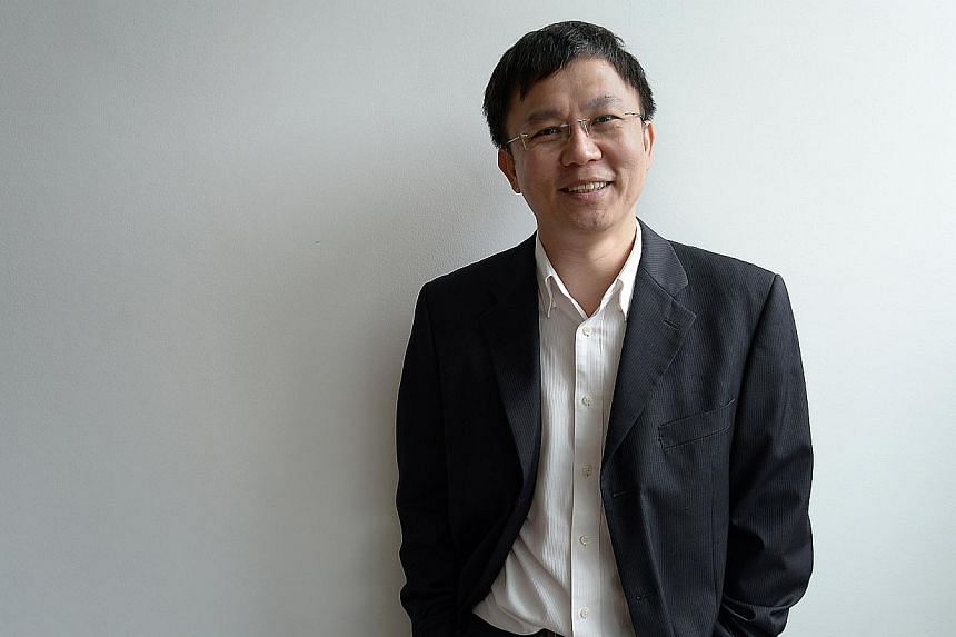 Founder Low Lee Yong says MHC has also developed an online application which helps patients monitor their health on their smartphones and other mobile devices and acts as a flagging system.