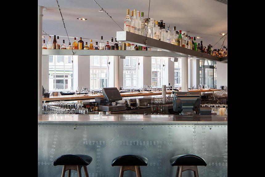 Izakaya Asian Kitchen & Bar. -- PHOTO: IZAKAYA BAR & RESTAURANT