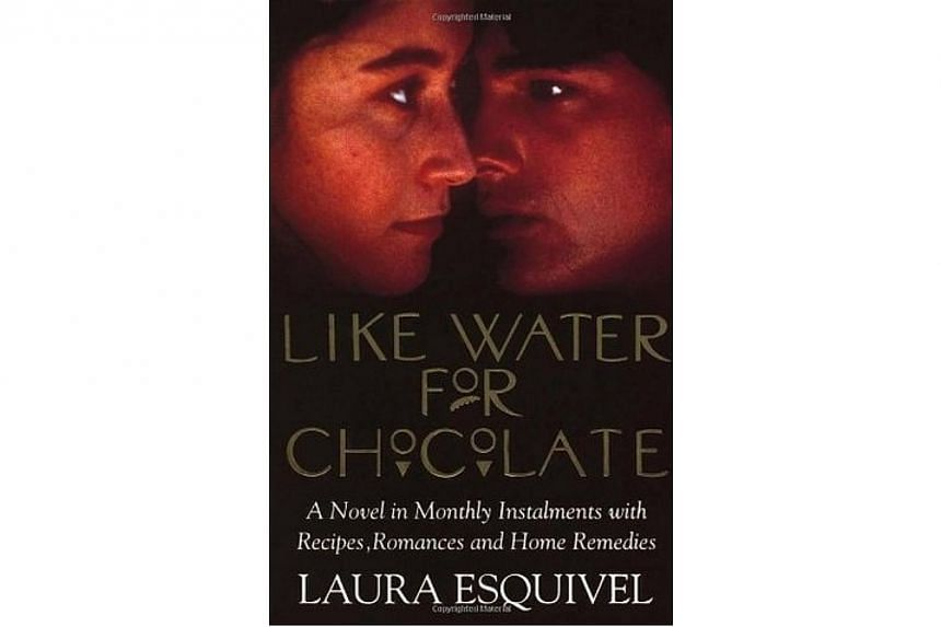 Like Water For Chocolate by Laura Esquivel. -- FILE PHOTO: ANCHOR BOOKS
