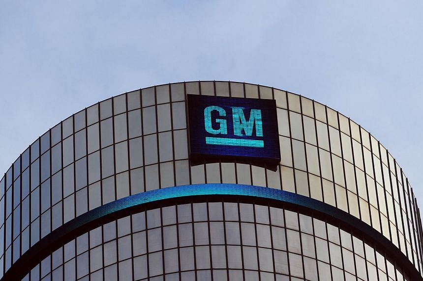United States (US) car giant General Motors Corp (GM) plans to invest US$12 billion (S$15 billion) in China from 2014 to 2017 and build more plants next year as it competes with aggressive rivals in the world's largest auto market. -- FILE PHOTO: AFP
