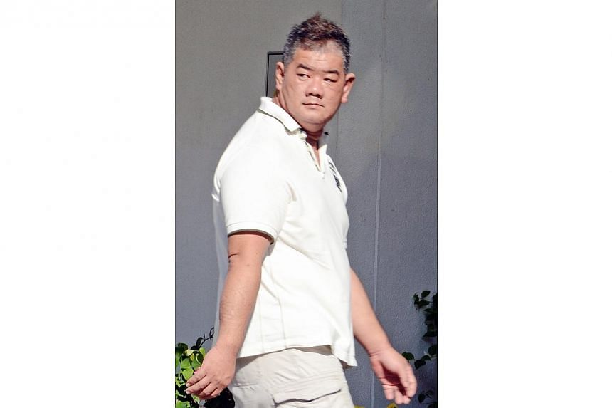 Koh Chin Had, 42, Malaysian is accused for trying to evade immigration clearance at Woodlands Checkpoint on Sunday, April 13, 2014.A Malaysian motorist - the third person to breach security at Woodlands checkpoint in four months - was jailed fo