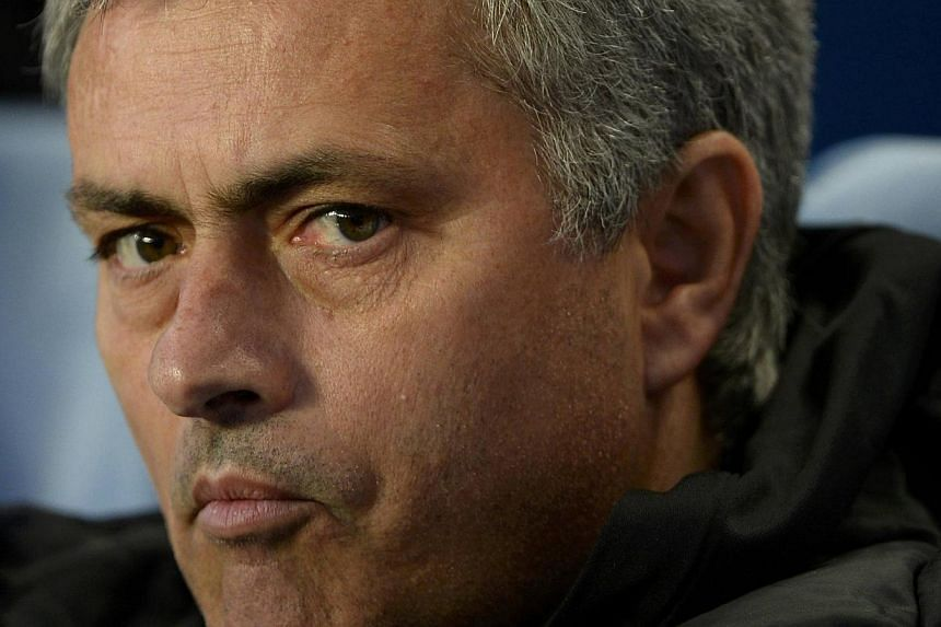Chelsea manager Jose Mourinho said Fernando Torres will be able to deal with the emotion of returning to face his boyhood club Atletico Madrid.-- FILE PHOTO: REUTERS