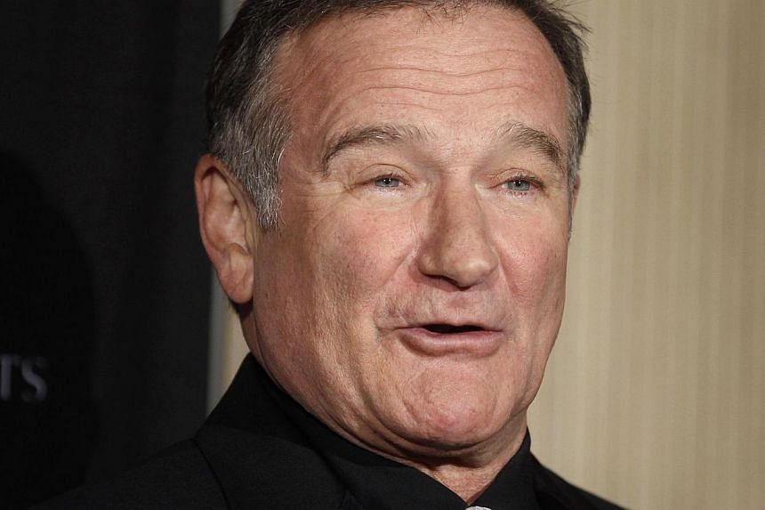 Actor Robin Williams in a 2011 file photo. Williams, 62, most familiar to audiences as a sharp-witted, fast-talking comedian, shows his darker, more intense side in Boulevard, which premiered at the Tribeca Film Festival that runs through April 27. -