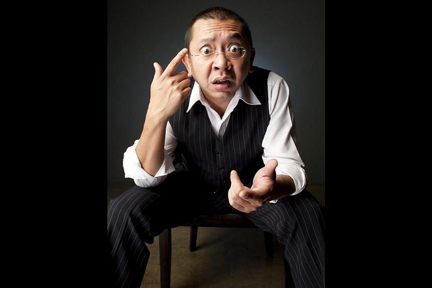 Hung Le. -- PHOTO: SINGAPORE COMEDY FRINGE 2014