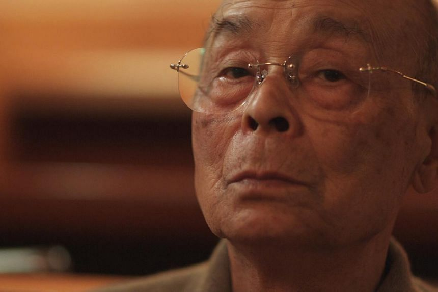 Master sushi chef Jiro Ono is featured in the documentary film, Jiro Dreams of Sushi.-- FILE PHOTO: PREFERRED CONTENT
