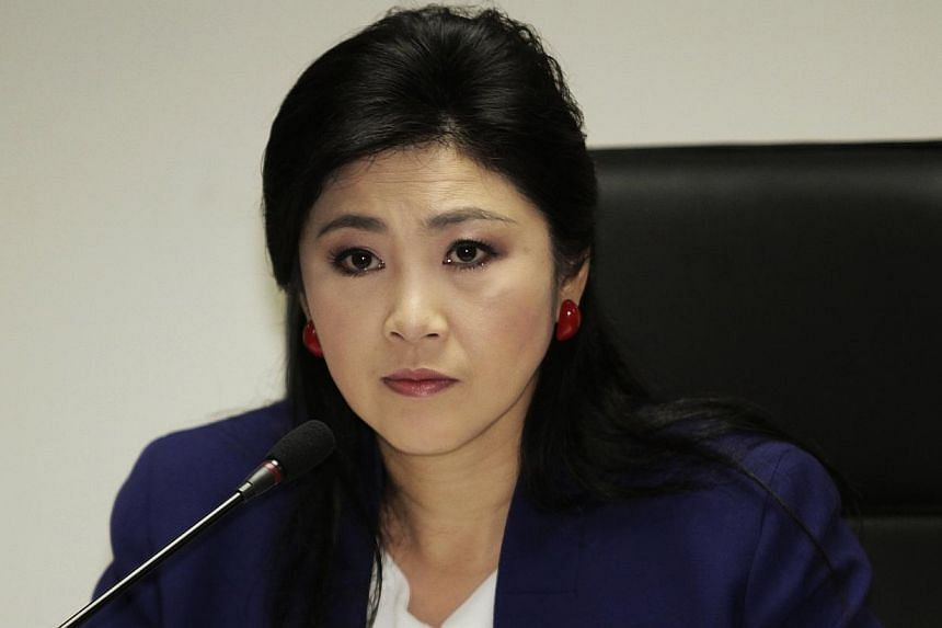 Thailand's Constitutional Court on Wednesday. April 23, 2014, gave Prime Minister Yingluck Shinawatra until May 2 to defend herself against charges of abuse of power, delaying a verdict that could see her removed from office in coming weeks. -- FILE