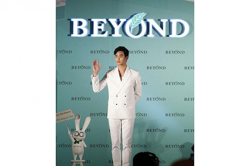 Out of respect for the sunken Sewol ferry disaster, South Korean actor Kim Soo Hyun has cancelled his press conference that was to be held before his fan meeting here on Sunday, April 27. However, the Singapore fan meet as part of 2014 Kim Soo Hyun A