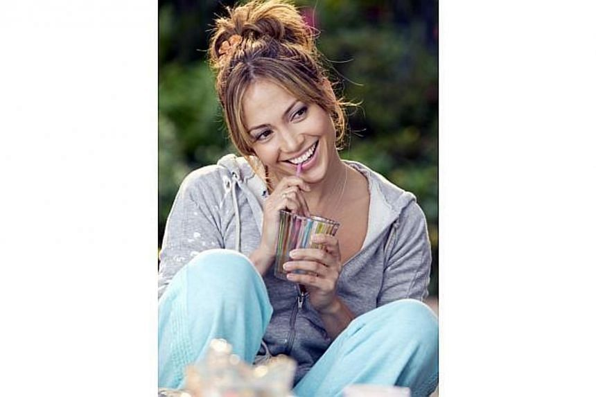 Cinema still from the movie Monster-In-Law, starring Jennifer Lopez. -- WARNERS BROTHERS