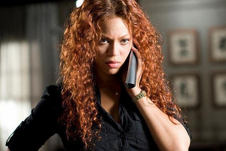 Cinema Still: Obsessed, starring Beyonce Knowles. -- FILE PHOTO: SINGTEL
