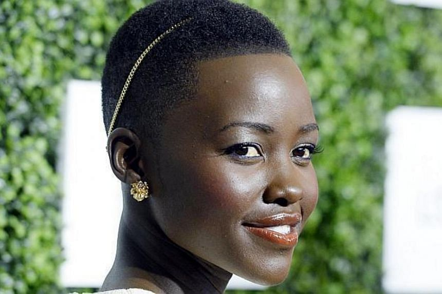 Actress Lupita Nyong'o attends 7th Annual ESSENCE Black Women In Hollywood Luncheon on Feb 27, 2014 in Beverly Hills, California. -- FILE PHOTO: AFP