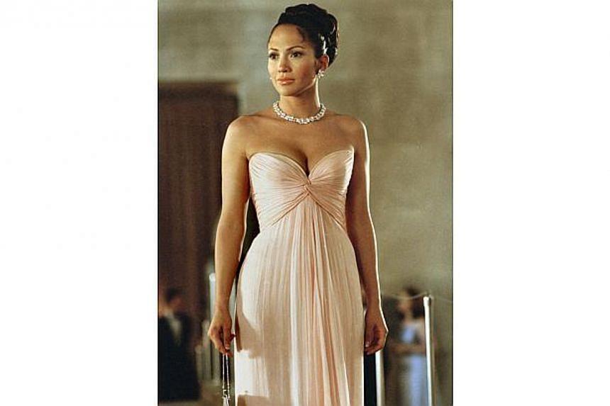 Cinema still from the movie Maid In Manhattan, starring Jennifer Lopez. -- FILE PHOTO: REVOLUTION STUDIOS