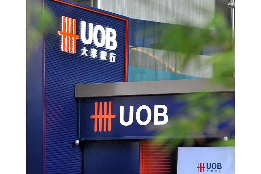 United Overseas Bank (UOB) is not in a hurry to snap up banks, but it is on the lookout for the right opportunities. -- ST FILE PHOTO: ARTHUR LEE CH