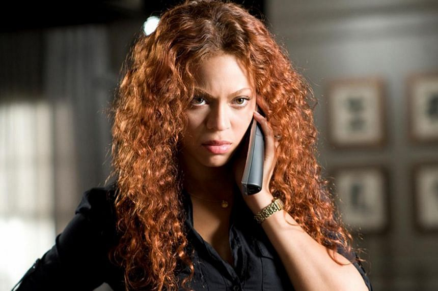 Cinema still from the movie Obsessed, starring Beyonce Knowles. -- FILE PHOTO: SINGTEL