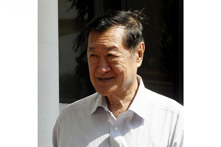 Lim Soo Seng, fined $10,000 for not bring the dog to a veterinarian, even though it was severly emaciated.A businessman was handed the maximum fine of $10,000 on Thursday, April 24, 2014, for failing to bring his severely emaciated dog to a vet