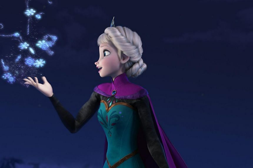 The soundtrack for Disney's hit film Frozen notched its 11th nonconsecutive week at the top spot of the Billboard 200 album chart on Wednesday, earning its best sales week and becoming the animated-film soundtrack with the longest run at the top of t