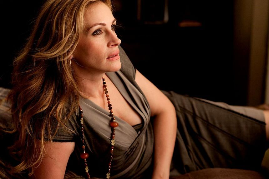 Cinema still from the movie Eat Pray Love, starring Julia Roberts. -- FILE PHOTO: SONY PICTURES