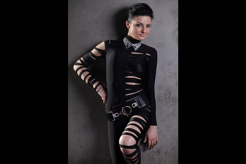 Russian dancer Anastacia. -- PHOTO: NEVERLAND GROUP