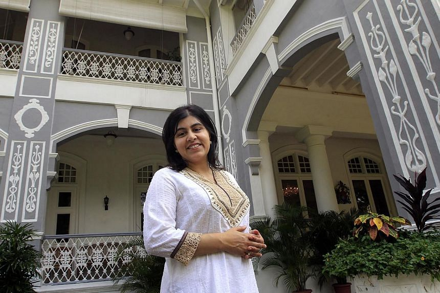 Ms Warsi, who was here on the last leg of a three-nation South-east Asia trip, discussed issues such as freedom of religion and belief during her visit.
