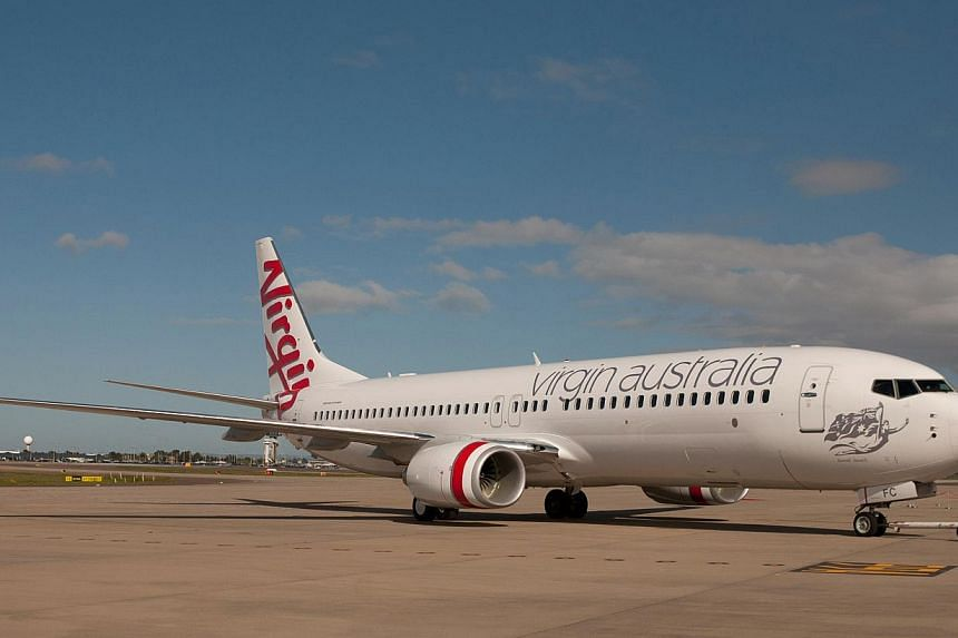 The pilot of a Virgin Australia plane flying to the Indonesian holiday island of Bali reported a hijacking attempt on Friday.-- FILE PHOTO: BLOOMBERG