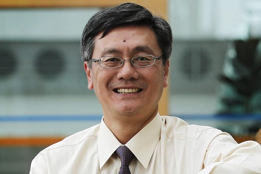 """NUS provost Tan Eng Chye had mooted a """"Safety Time-Out Day"""" in response to the two fires at the university this month."""