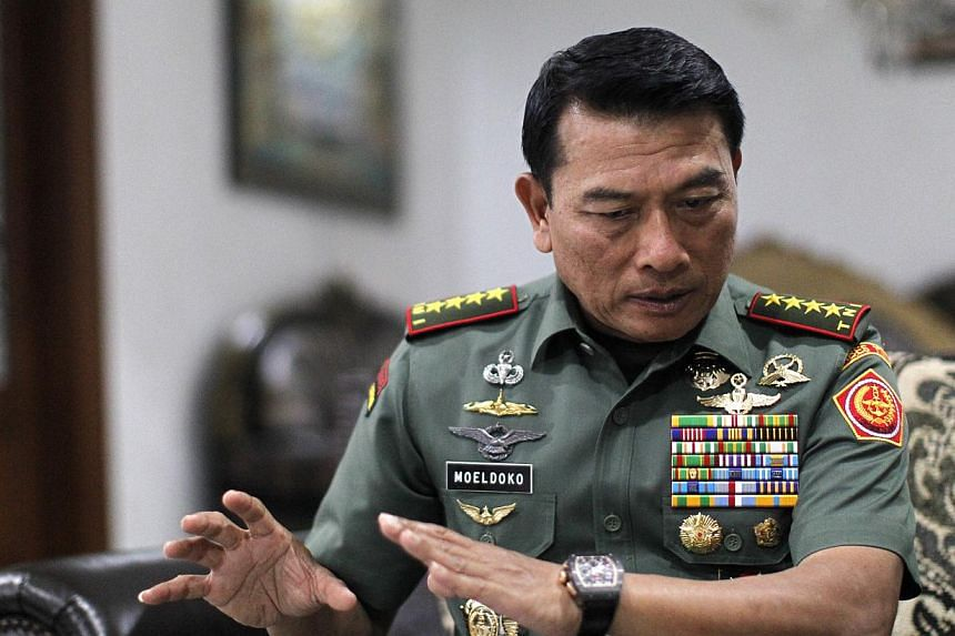 Gen Moeldoko apologised to Singapore over the Usman-Harun warship but retracted his statement, possibly bowing to public protests at home. Now, he faces questions over his luxury watches, which he claims are fakes.