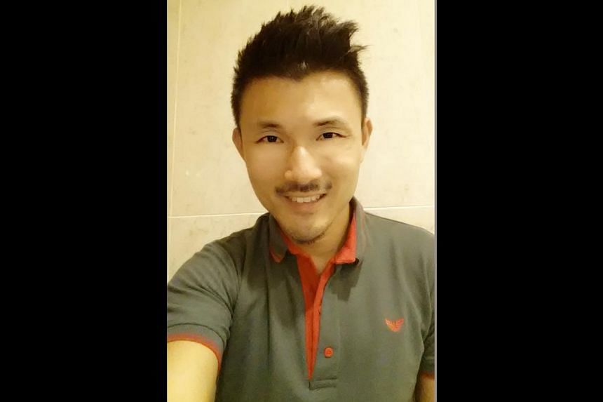 AFTER: Mr Baey Yam Keng. -- PHOTO: COURTESY OF BAEY YAM KENG