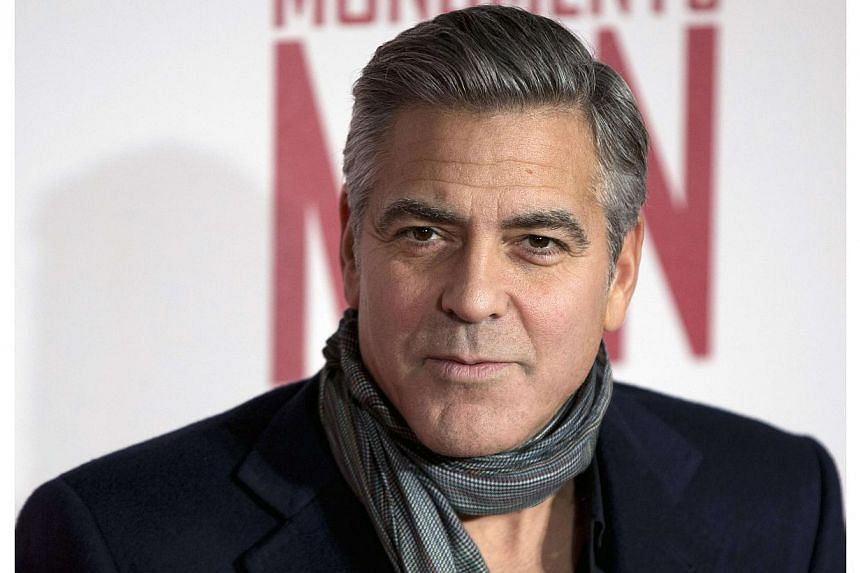 Hollywood leading man George Clooney, who has said he was not suited for marriage, is engaged to British lawyer Amal Alamuddin, according to media reports yesterday. -- PHOTO: REUTERS